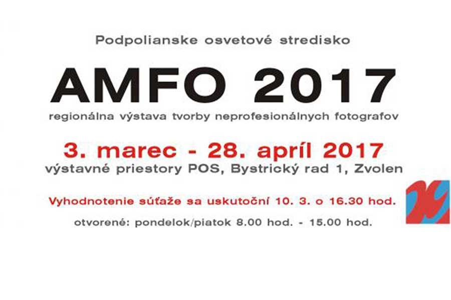 AMFO 2017 – okresné kolo Zvolen