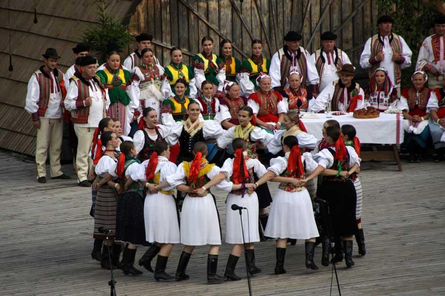 Folklórne slávnosti pod Poľanou 2018