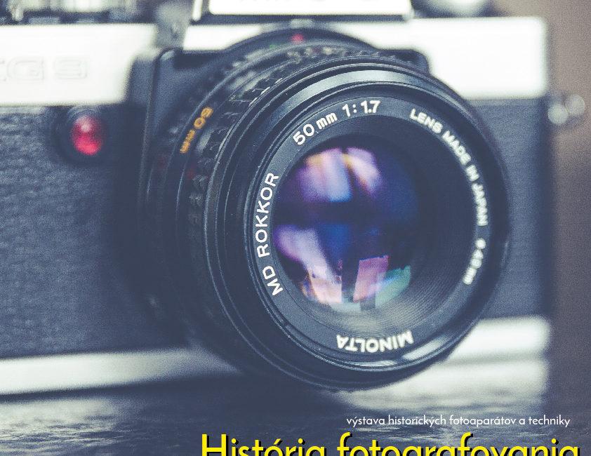 História fotografovania